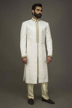 Wonderful Pakistani Sherwani Design