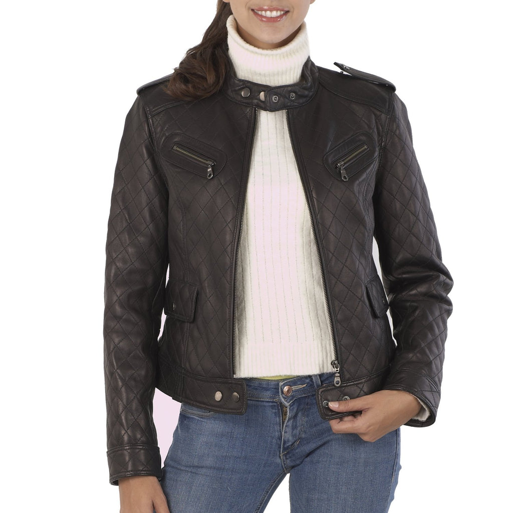 Wonderful Women Motorcycle Jacket