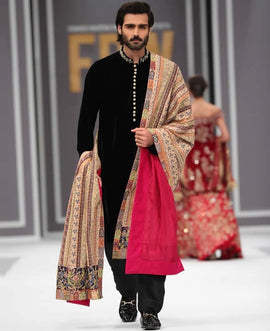 Best Pakistani Groom Sherwani