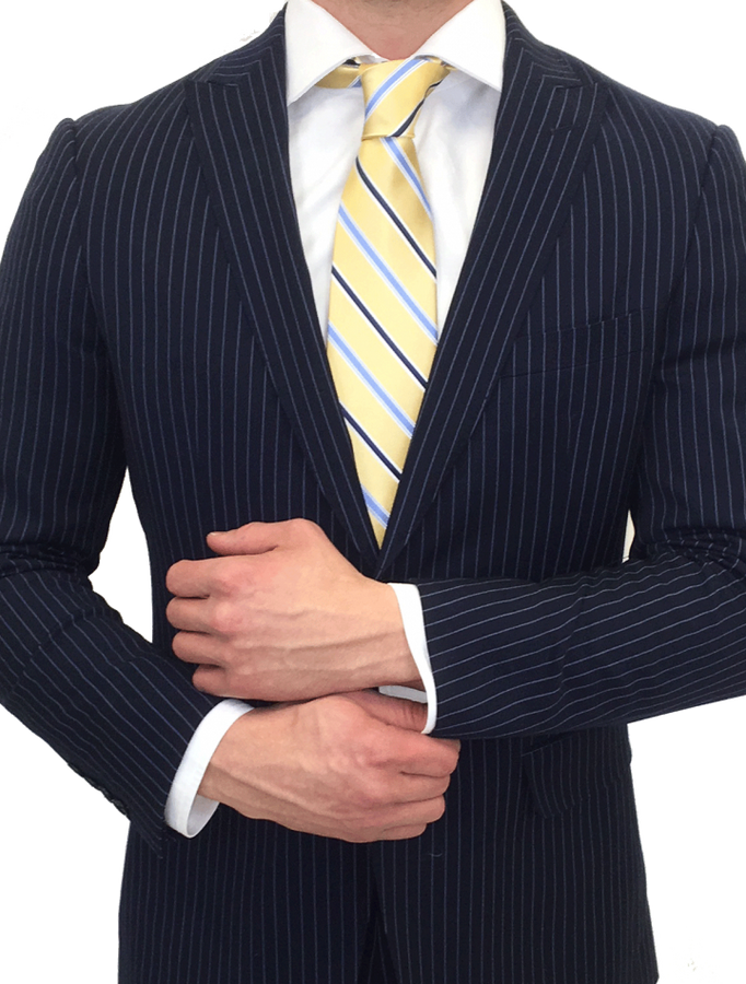 best choice special discount colours and striking Best Navy Blue Pinstripe Suit