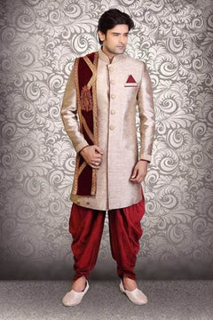Pakistani Sherwani for wedding