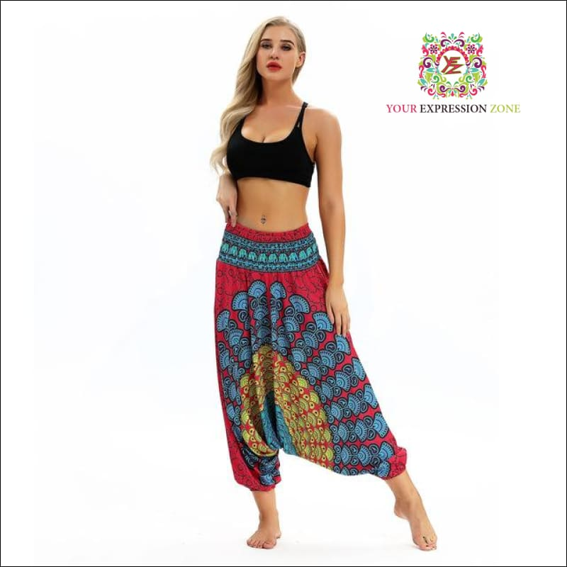 Mandala Hippie Pants (8 Choices) - Your Expression Zone