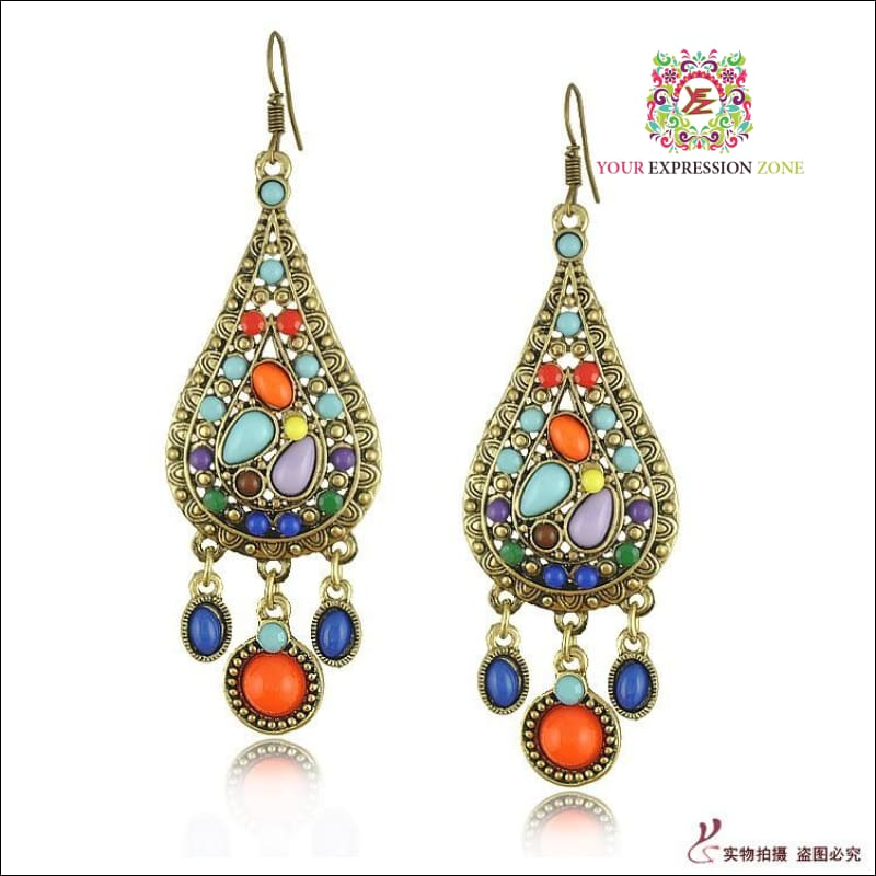 Earrings 7 - Your Expression Zone