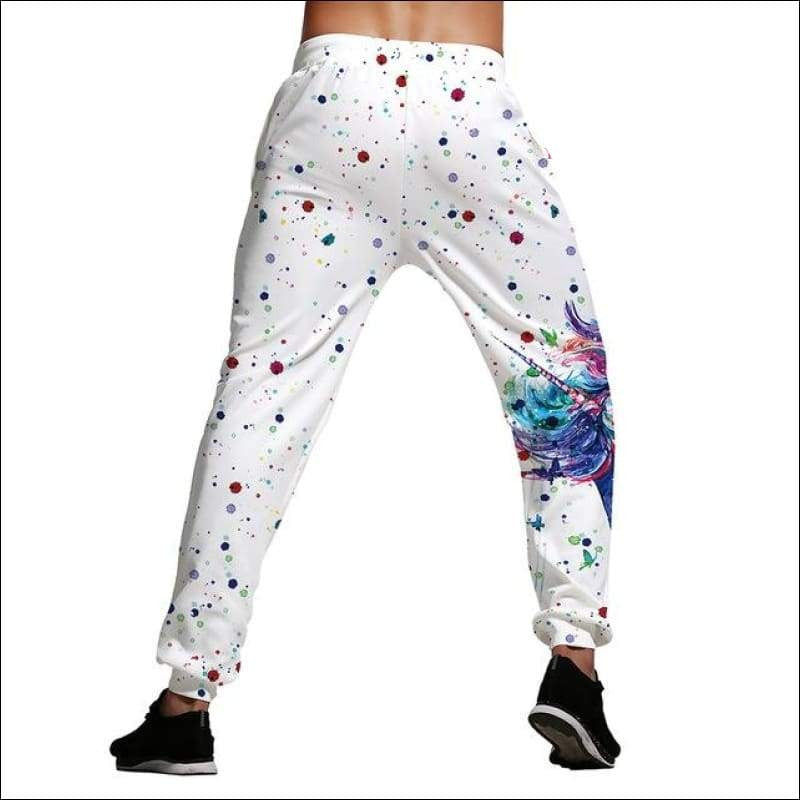 Majestic Unicorn Joggers - Your Expression Zone
