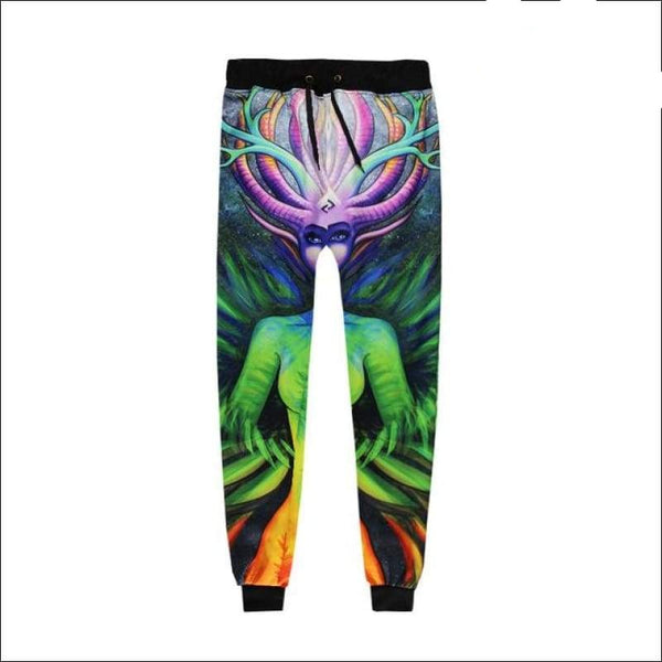 Third Eye Joggers - Your Expression Zone