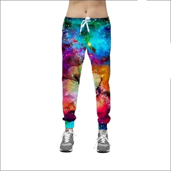 Dreamer Joggers - Your Expression Zone