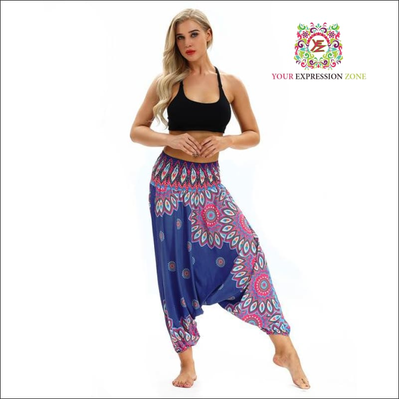 Flower Hippie Pants (4 Choices) - Your Expression Zone