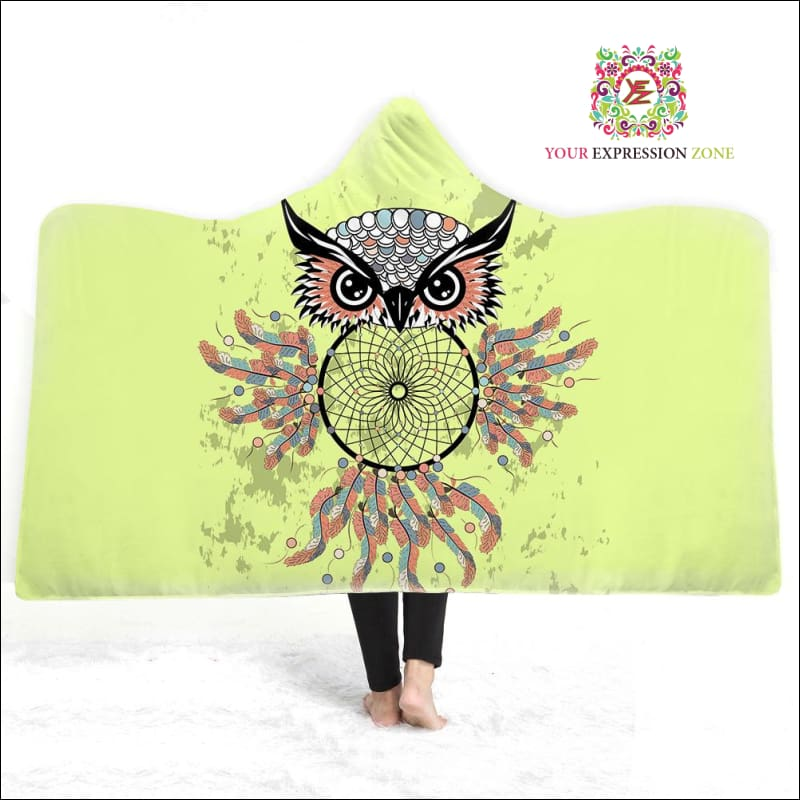 Magic Hooded Cape Blanket March 12 - Your Expression Zone