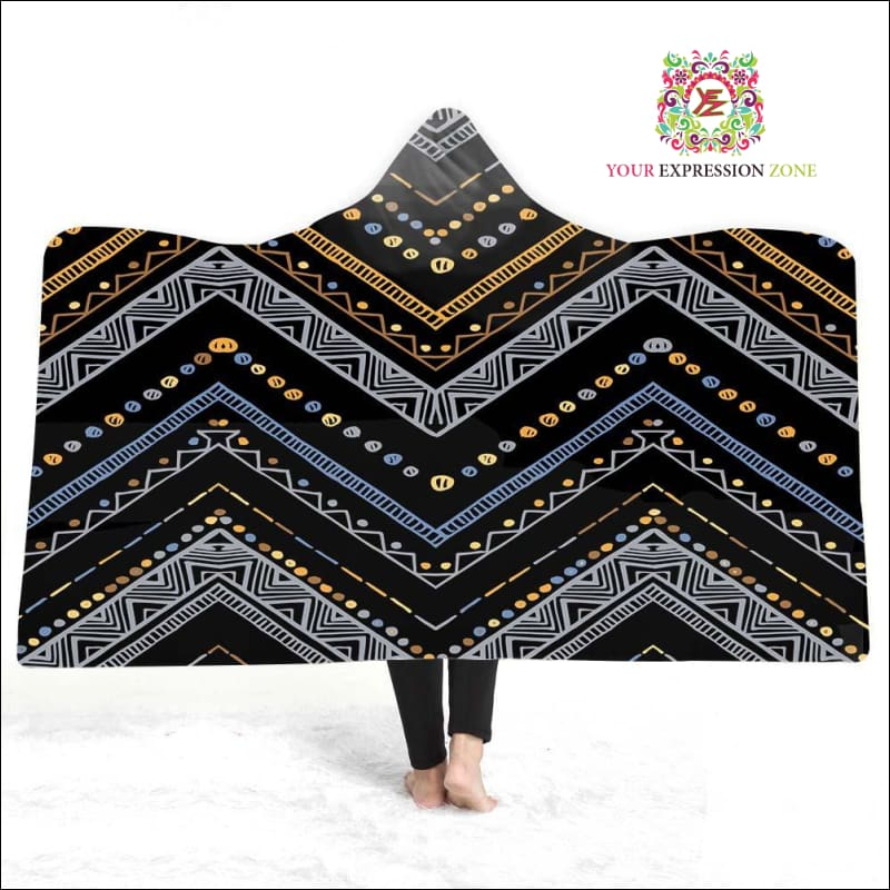 Magic Hooded Cape Blanket March 17 - Your Expression Zone