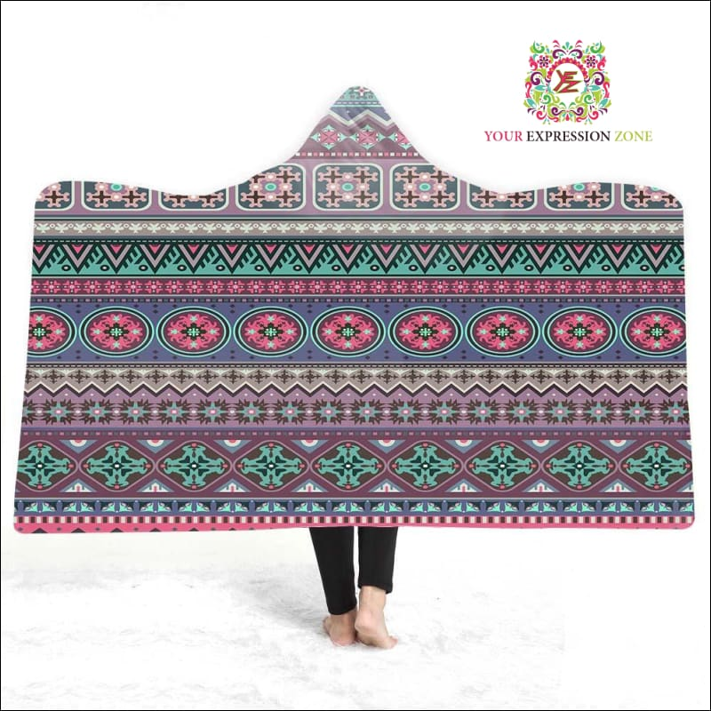 Magic Hooded Cape Blanket March 19 - Your Expression Zone
