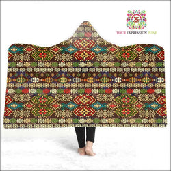 Magic Hooded Cape Blanket March 22 - Your Expression Zone