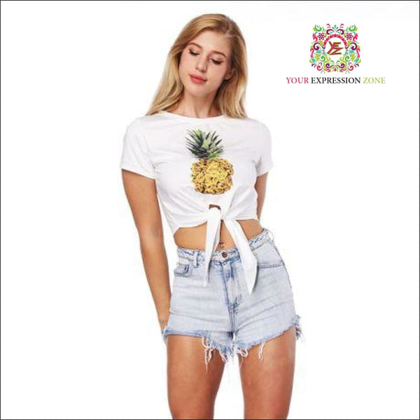 Various Summer Crop Tops - Your Expression Zone