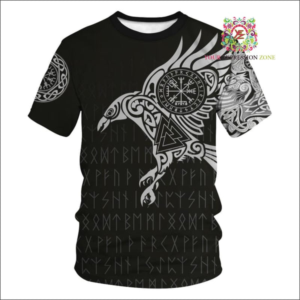 Eagle Symbol T-Shirt - Your Expression Zone