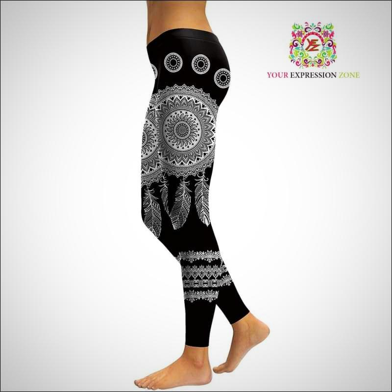 Dream Catcher Leggings - Your Expression Zone
