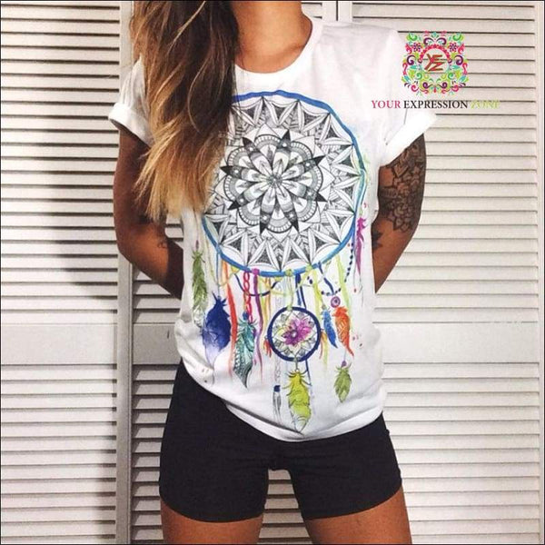 Mandala of Dreams Tee