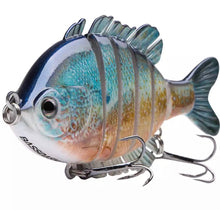 Load image into Gallery viewer, Panfish/Bluegill Swimbait