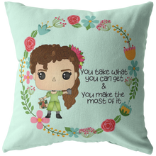 Load image into Gallery viewer, Persephone Throw Pillow