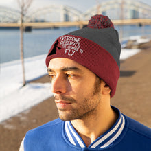 Load image into Gallery viewer, Wicked Pom Pom Beanie