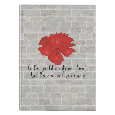 Hadestown Hardcover Journal