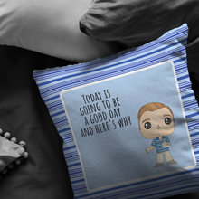 Load image into Gallery viewer, Dear Evan Hansen Throw Pillow