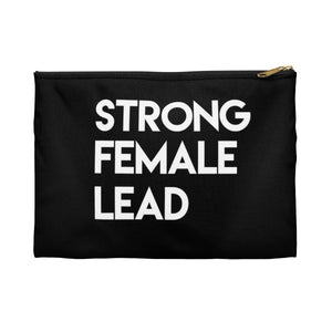 Strong Female Lead Accessory Pouch
