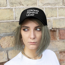 Load image into Gallery viewer, Strong Female Lead Unisex Twill Hat