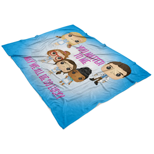 Waitress Blanket