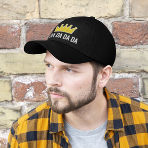 King George Unisex Twill Hat