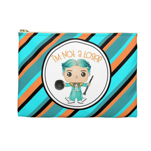 Squidward Accessory Pouch