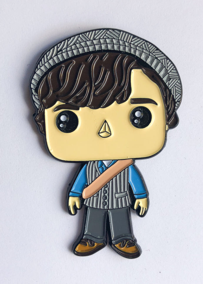 Jack Kelly Enamel Pin
