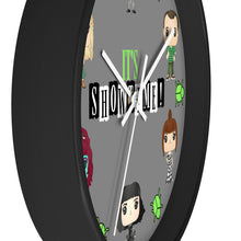 Load image into Gallery viewer, Beetlejuice Wall Clock (Gray)