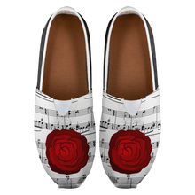 Load image into Gallery viewer, Phantom of the Opera Slip On Shoes