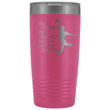 Load image into Gallery viewer, Newsies 20oz Tumbler