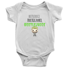 Load image into Gallery viewer, Beetlejuice Infant Bodysuit