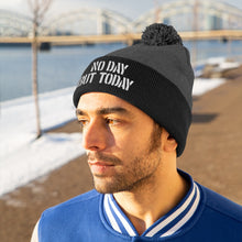 Load image into Gallery viewer, No Day But Today Pom Pom Beanie