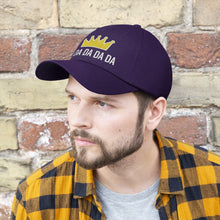 Load image into Gallery viewer, King George Unisex Twill Hat