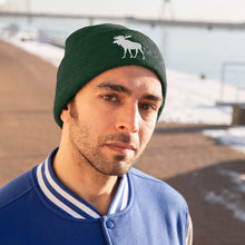 Load image into Gallery viewer, Dat's A Moose Knit Beanie
