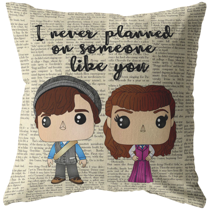 Newsies Throw Pillow