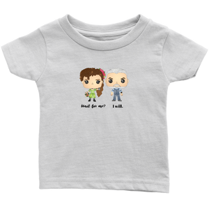 Persephone & Hades Infant T-Shirt