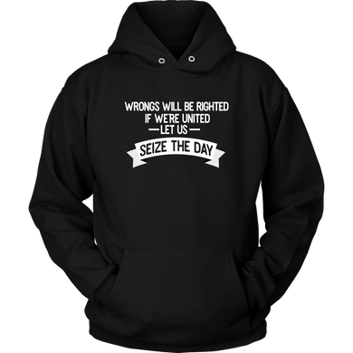 Seize the Day Hoodie