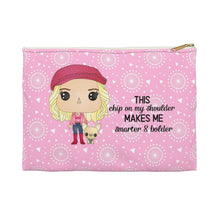 Load image into Gallery viewer, Elle Woods Accessory Pouch