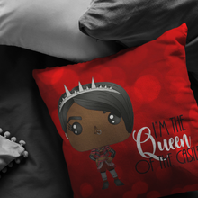 Load image into Gallery viewer, Anne of Cleves Throw Pillow