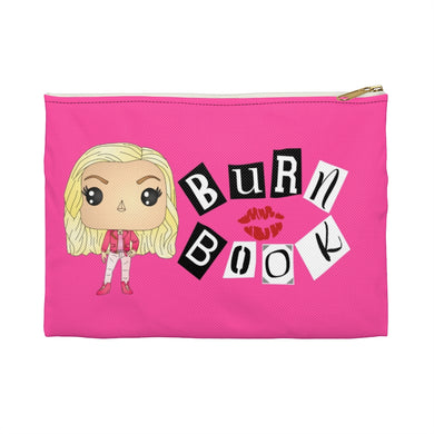 Burn Book Accessory Pouch