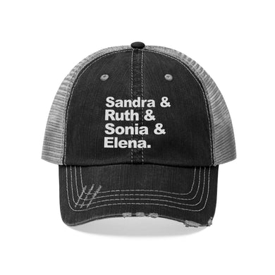 Supreme Court Unisex Trucker Hat