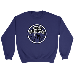 Camp Halfblood Crewneck Sweatshirt