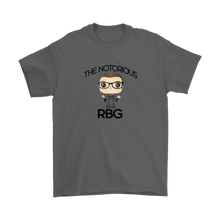 Load image into Gallery viewer, RBG Plus Size T-Shirt