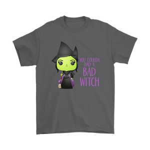 Bad Witch Plus Size T-Shirt