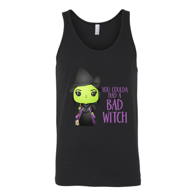 Bad Witch Tank