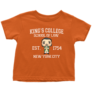 King's College Toddler T-Shirt
