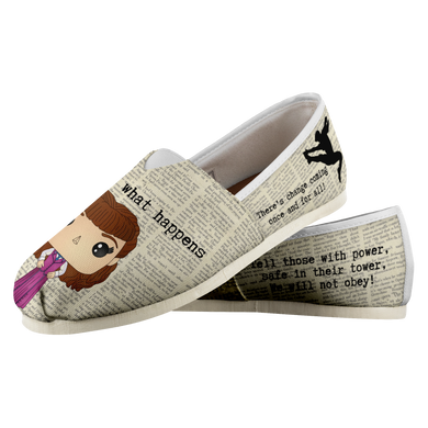 Newsies Slip On Shoes